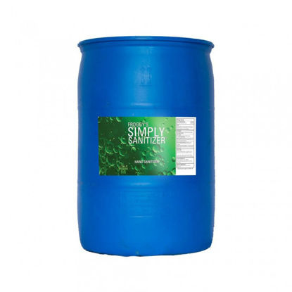 Picture of Hand Sanitizer Liquid - 50 Gallon Drum (Free Shipping)