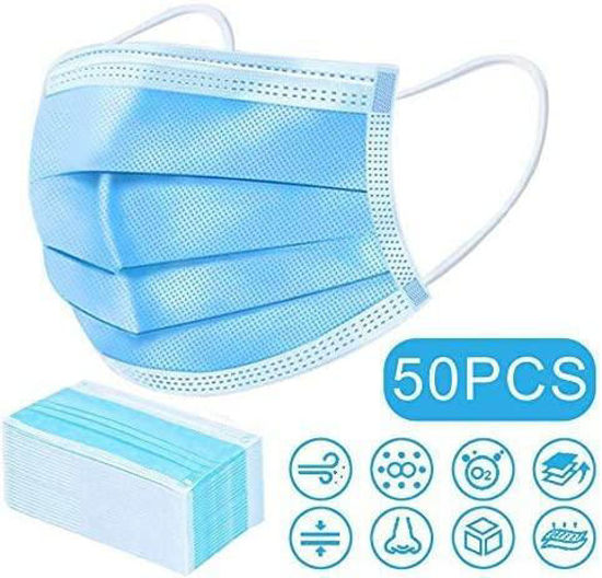 Picture of Disposable Masks - Box of 50