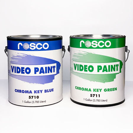 Picture for category Chroma Key Paints
