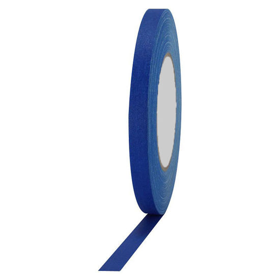 Picture of Electric Blue Spike Tape - 1/2-inch