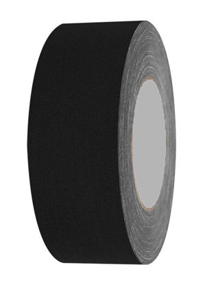 Picture of Black Gaffers Tape - 2-inch
