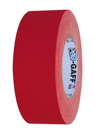 Picture of Red Gaffers Tape - 2-inch