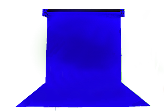 Picture of Chroma Key Blue IFR Cyc Cloth - 69""