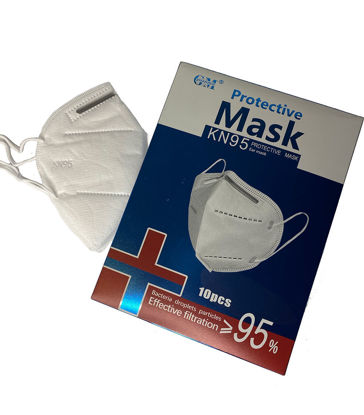 Picture of KN95 Masks - Box of 10